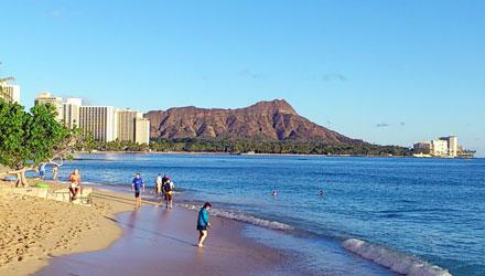 ハワイ パワースポット旅行記