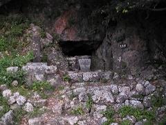 ウシヌジガマの拝所